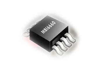 1A LED Driver IC MBI6661